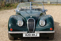 Nostalgia Cars Jaguar XK 120 and 140 Replicas